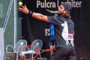Trungelliti Venció Mayer Wimbledon