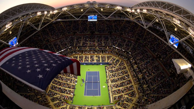 US Open Aforo Completo 2021