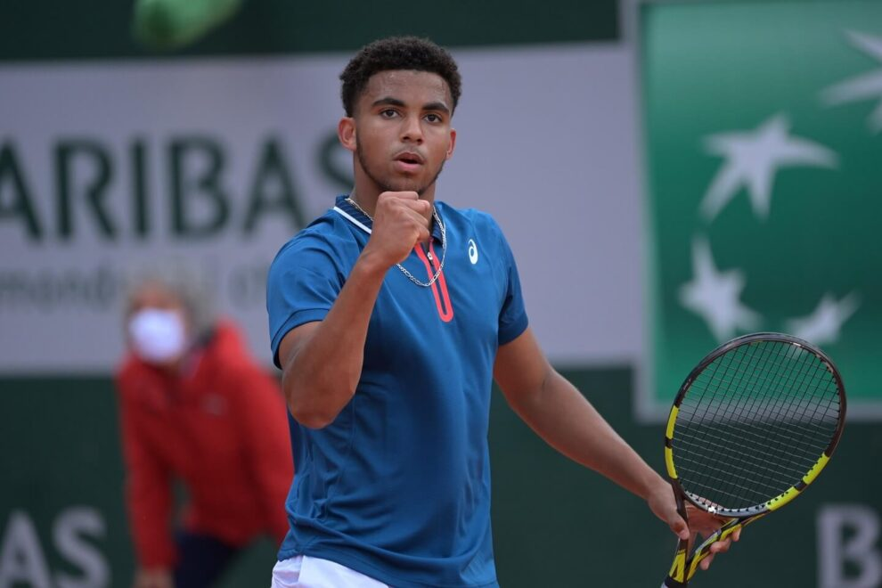 Fils Rincón Roland Garros