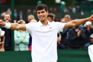 Alcaraz primera ronda Wimbledon