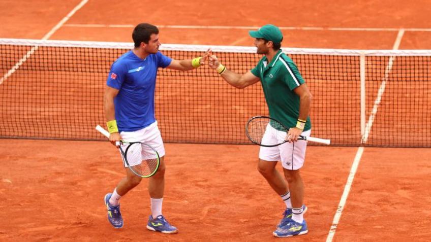 Andújar Pedro Martínez semifinales Roland Garros