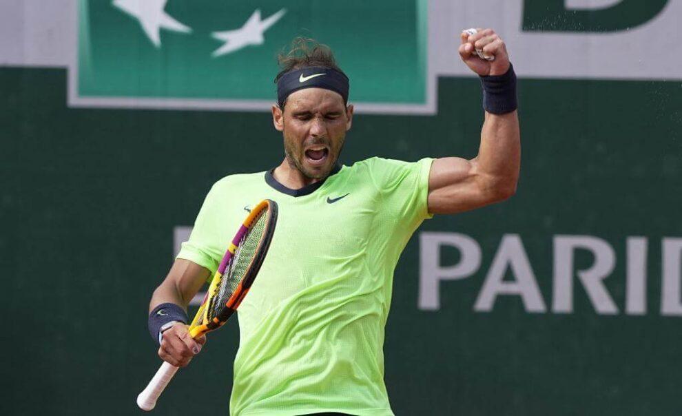 Nadal Sinner Roland Garros