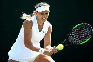 Badosa Bolsova Wimbledon