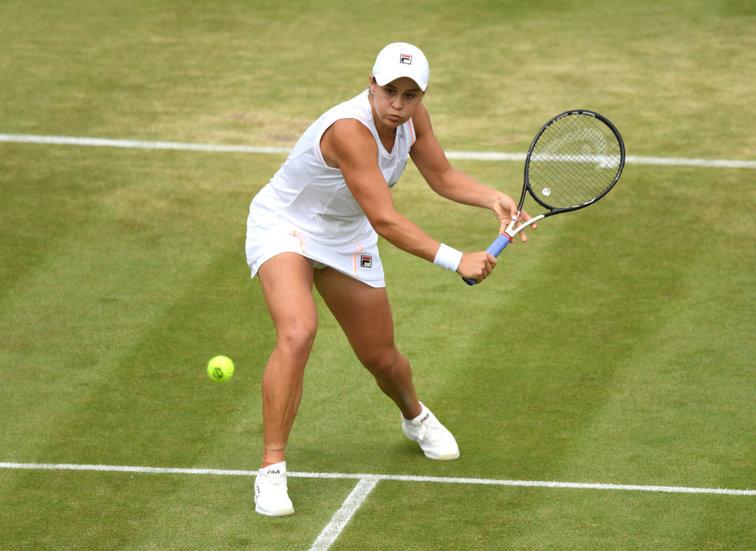 Barty Carla Suárez Wimbledon