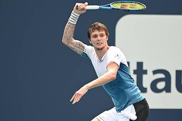 Entry list ATP Newport 2021
