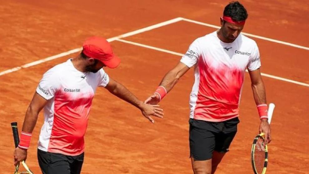 Cabal Farah Roland Garros
