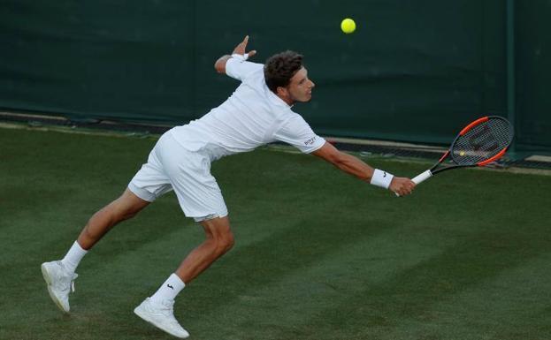 Querrey Carreño Wimbledon