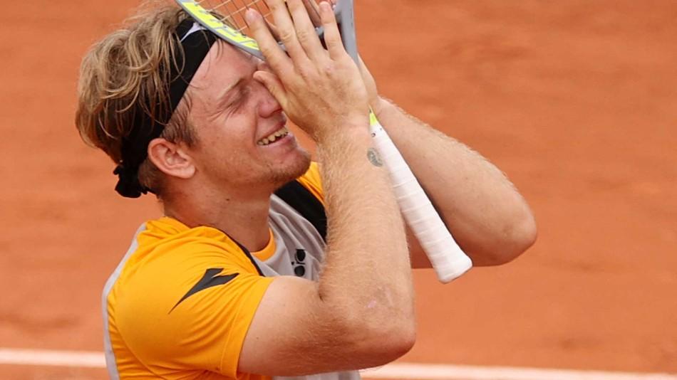 Davidovich declaraciones Roland Garros