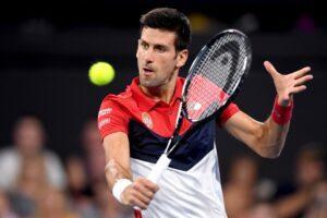 Djokovic confirmación JJOO Tokio
