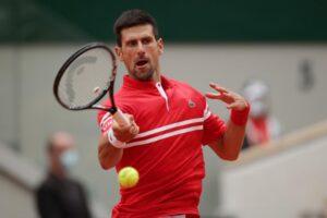 Djokovic Berrettini Roland Garros