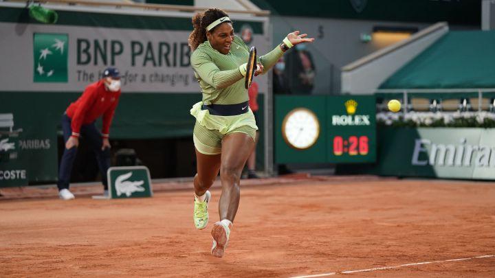 Williams Buzarnescu Roland Garros