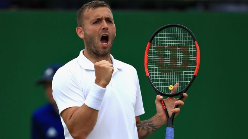 Evans Feliciano Wimbledon