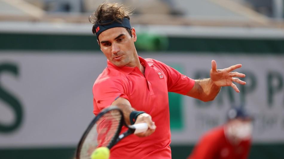 Federer Koepfer Roland Garros