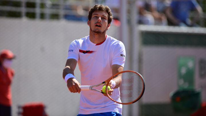 Carreño Couacaud Roland Garros