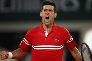 Djokovic Tsitsipas Roland Garros