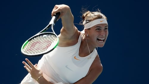 Sabalenka Riske WTA Eastbourne