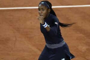 Gauff Jabeur Roland Garros