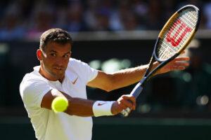 Dimitrov Verdasco atp Wimbledon