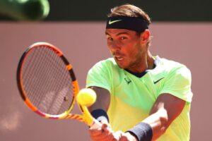 Nadal Popyrin Roland Garros