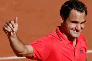 Federer Cilic Roland Garros