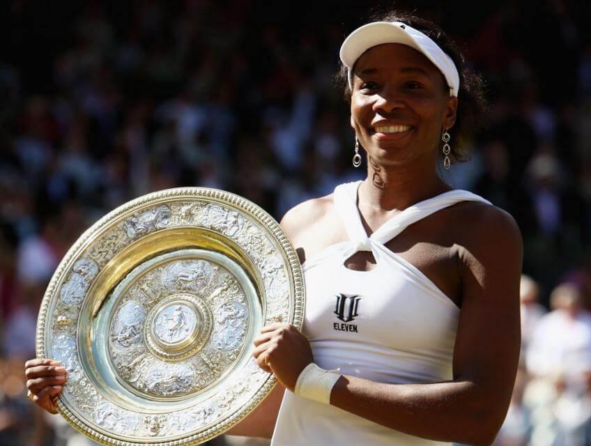 Venus Williams título Wimbledon