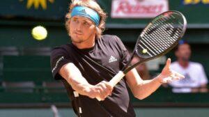 Zverev Koepfer ATP Halle