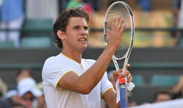 Thiem Baja Wimbledon