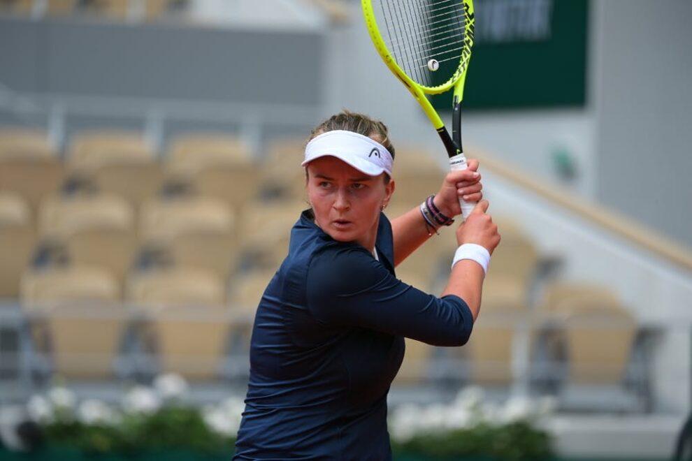 Krejcikova Stephens Roland Garros