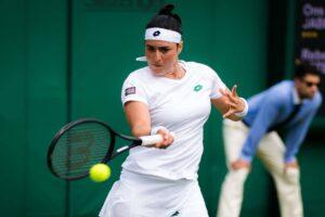 Jabeur Venus Wimbledon 2021