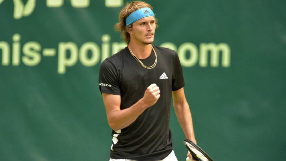 Resultados ATP Halle 2021