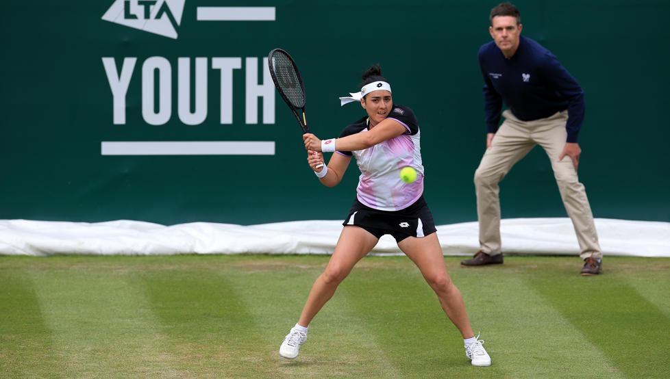 Jabeur Kasatkina WTA Birmingham