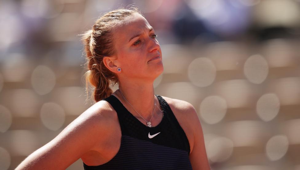 Kvitova retiro Roland Garros