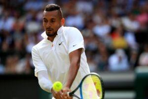 Kyrgios previa Wimbledon 2021
