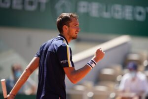 Medvedev Opelka Roland Garros