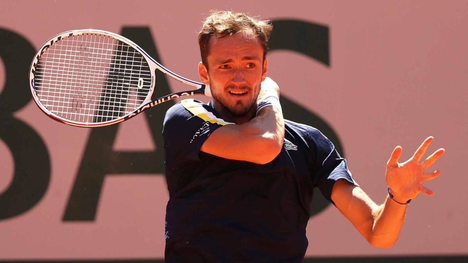 Medvedev Paul Roland Garros