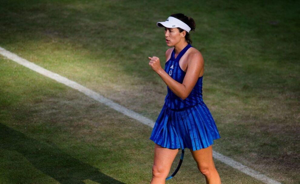 Muguruza Rybakina WTA Berlín