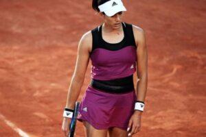 Muguruza debut Roland Garros