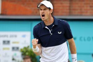Andy Murray wildcard Queen's