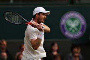Murray Basilashvili Wimbledon 2021