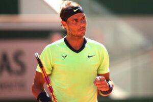 Nadal primera ronda Roland Garros