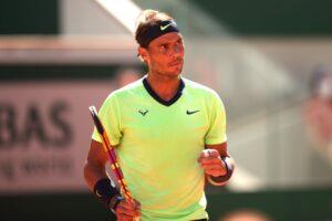 Nadal Gasquet Roland Garros 2021
