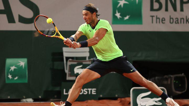Nadal semifinales Roland Garros