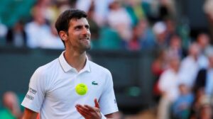 Novak Djokovic dobles Mallorca