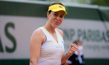 Pavlyuchenkova Azarenka Roland Garros