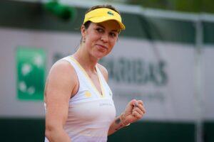 Pavlyuchenkova Zidansek Roland Garros