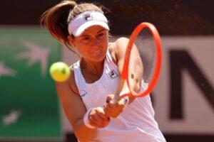 Entry list WTA Budapest 2021