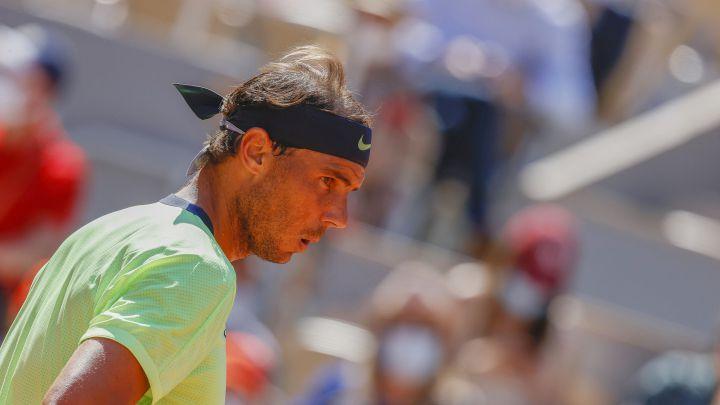 Nadal octavos final Roland Garros