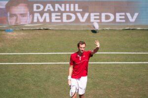 Medvedev Moutet ATP Mallorca