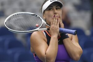 Bianca Andreescu carrera WTA