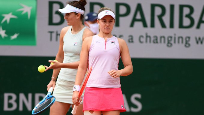 Podoroska Begu semifinales Roland Garros